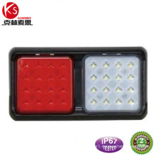 Ltl13 Waterproof Stop/Fog/Rev/Tail LED Tail Light for Truck Trailer