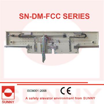 Fermator Door Machine 2 Panels Center Opening (SN-DM-FCC)