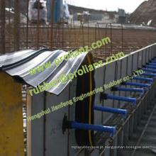 Correia da parada da água do PVC para a junção concreta a India