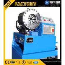 Machine à sertir les tuyaux tressés en acier inoxydable de haute qualité
