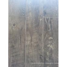 Synchronized Embossed Black Painted New Product Laminate Flooring