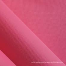 Nylon-Like Vertical Twill PVC Polyester Fabric