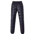 Pantalon d'hiver en duvet chaud