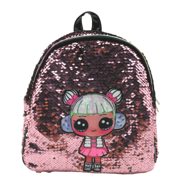 LITTLE GIRL SEQUIN BACKPACK-3