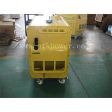 6kw Single Cylinder Diesel Generator Set (DG7250LN)