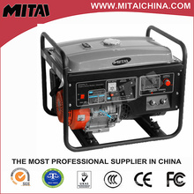 5kw-200A Portable Gasoline Powered Welding Generator Machine