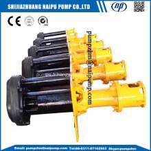 Pompe verticale en caoutchouc S42
