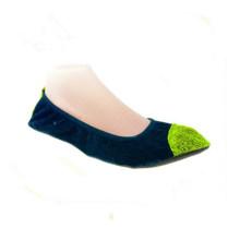 Mulheres macias sapatos de ballet brilhando sapatos para dançar