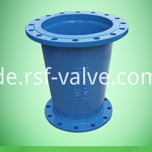 Double Flange Taper Reducer 2ote