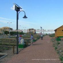 Bonne qualité CE solaire LED rue lumineuse pour l'éclairage extérieur