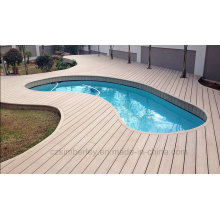 Produtos mais populares WPC Composite Decking / Laminate Solid Wood Flooring