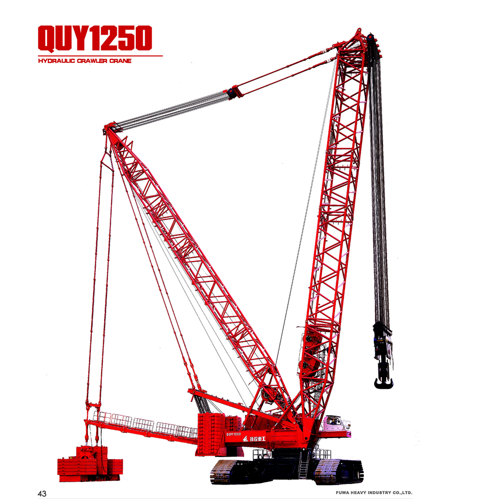 Crawler Crane Technic
