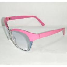 UV Protected Cat Eye Polarized Fashion Lady Sunglasses (14274)