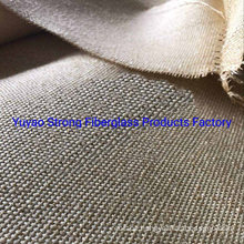 Fiber Glass Fabric Coated with Vermiculite