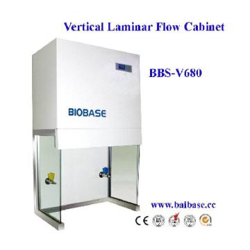 Cabinet de débit laminaire vertical Bsc-V680