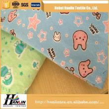 2016 новых дизайнов 100% хлопок 20x10 печать ткани хлопчатобумажной ткани фланелевые рубашки фланелевые ткани