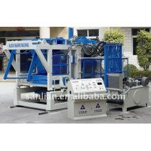 Máquina de bloques de hormigón