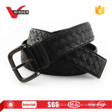 Fashion PU Men Jean Belt