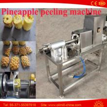 Máquina de remoção de núcleo Corer Core e Peeling Semi-Automática