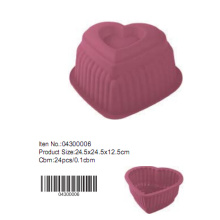 fashion silicone cake pan