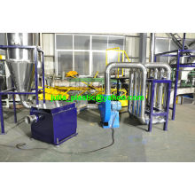 Waste Dirty Plastic Film Wasing Recycling Line