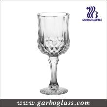 Clásico de vidrio presionado copa de vidrio (GB040208ZS)