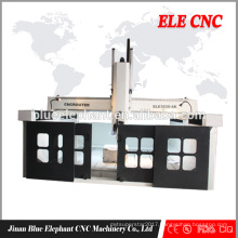 EPS Polyfoam wood plastic mold processing center 4 axis cnc machine