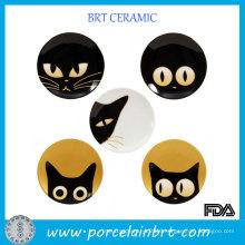Cat′s Eye Creative Ceramic Dishes Restaurant