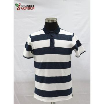 YD Wrinkle Placket Polo