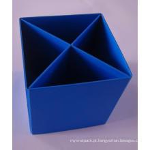 Caixa de papel personalizada - caixa de exposição para mercados