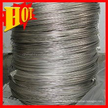 Gr1 Titanium Polised Wire in Coil Shape