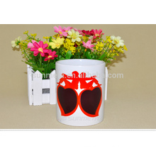sublimation coated mug on sale. manufacturer for colour change magic mug