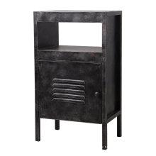 Cabinet de fer avec porte