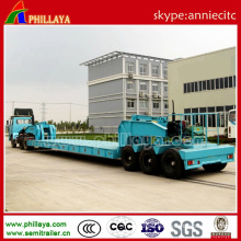 Special Machines Transportaion Lowbed Heavy Duty Semi Trailer Truck