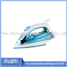 Electric Travelling Steam Iron Sf-9006 Electric Iron with Full Function (Blue)