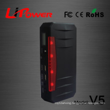 new design 20000mAh 12v li-ion battery auto battery charger/epower charger/jump starter with SOS flashlight