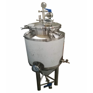 Edelstahl Craft Beer Fermentation Tank