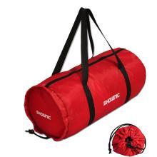 Folding Barrel Duffle Bag for Travel