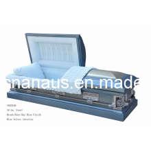Style américain 18 Ga acier cercueil (1852156)