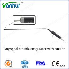 Ent Laryngoscopy Instruments Laryngeal Electric Coagulator