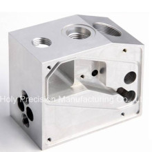 CNC Machining CNC Milled Aluminum Parts of Block Box