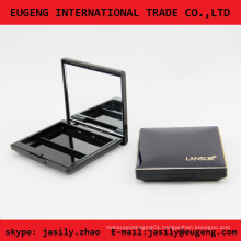 lovely plastic empty compact powder case
