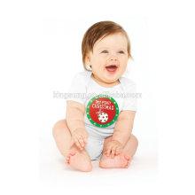 custom packing milestone baby stickers 1-12 month