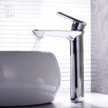 HIDEEP Full Brass Chrome Basin Faucet