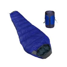 2021 Eaglesight -20 Winter Adult  Duck Down Sleeping Bag Mummy Shape Down winter Sleeping bag