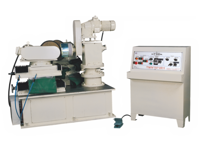 stainless steel rod polishing machine
