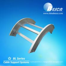 China Aluminium Ladder cable tray supplier(UL,cUL authorized)