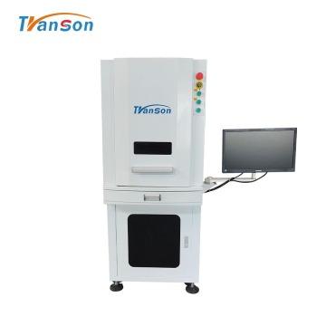 máquina de marcado láser de fibra asequible - tipo iii