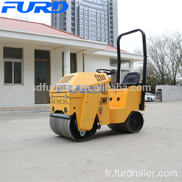 Vibrating Smooth Drum Roller for Compaction Jobs (FYL-860)