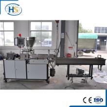 Extrudeuse à double vis de laboratoire Tse-20 dans des machines en plastique